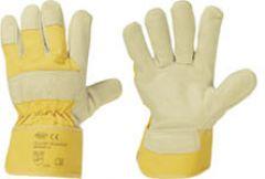 Schweinsvollleder-Handschuhe CLASSIC-ELEPHANT 12 Paar