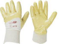 Nitril-Handschuhe GELBSTAR 12 Paar